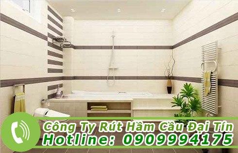 Sử dụng dịch vụ khử mùi nhà tắm cần lưu ý những gì
