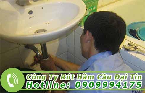 Liên Hệ Ngay Đại Tín Để Sử Dụng Dịch Vụ Thông Bồn Rửa Chén Bát Quận 1.