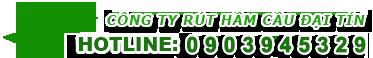 logo Rút hầm cầu Đại Tín