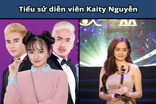 """Tiểu sử diễn viên Kaity Nguyễn đóng """"Gái già lắm chiêu"""" là ai?"""