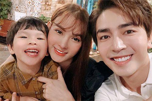 Ca sĩ Thu Thủy và chồng mới Kin Nguyễn?