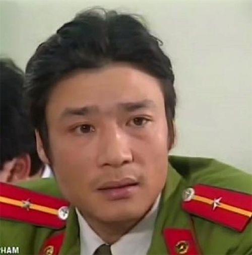 Diễn viên Võ Hoài Nam hồi trẻ
